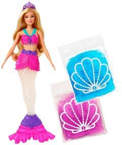 Barbie Dreamtopia Muñeca Sirena con Slime
