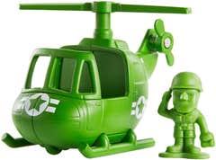 Disney Pixar Sargento con helicóptero