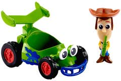 Disney Pixar Woody con RC mini figuras