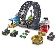 Hot Wheels Monster Trucks Pista Loop