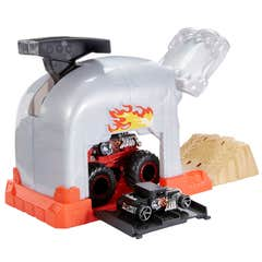 Hot Wheels Lanzador Bone Shaker