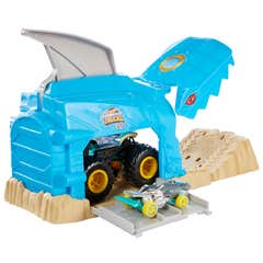 Hot Wheels Lanzador Shark