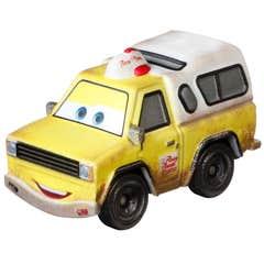 Cars Mini Corredores Todd Vehículo de juguete