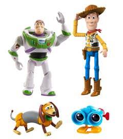 Disney Pixar Toy Story Baúl de juguetes de Andy