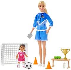 Barbie Careers Maestra de Fútbol