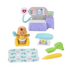 Fisher-Price Little People Hora del Doctor