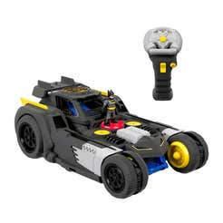 Imaginext Batimóvil Transformable de Radiocontrol