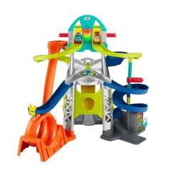 Mattel Little People Wheelies Pista Lanzamiento Y Loops GMJ12
