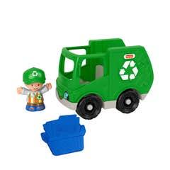 Fisher-Price Little People Camión de Reciclaje