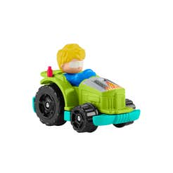 Fisher-Price Little People Tractor de Carreras