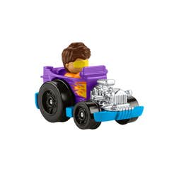Fisher-Price Little People Vehículo Hot Rod