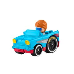Fisher-Price Little People Convertible Retro
