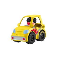 Fisher-Price Little People Microcarro