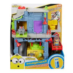 Imaginext Minions Laboratorio de Gru