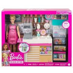 Barbie Careers Cafetería