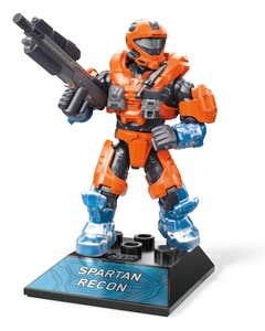 Mega Construx Halo Héroes Spartan Recon