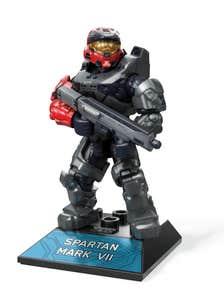 Mega Construx Halo Héroes Spartan Mark VII