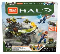 Mega Construx Halo, Warthog Chase