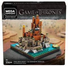 Mega Construx Game of Thrones, Fortaleza Roja