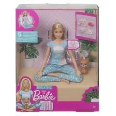 Barbie Fashionista Muñeca Medita Conmigo
