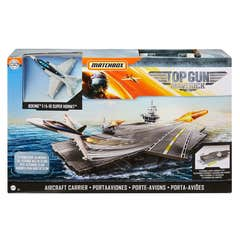 Matchbox Top Gun Aircraft Carrier