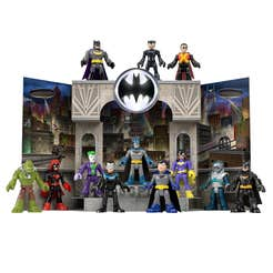 Imaginext DC Super Friends Caja secreta