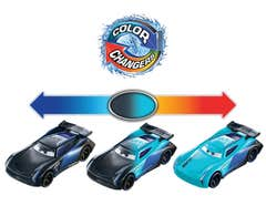 Disney Pixar Cars Color Changer Jackson Storm