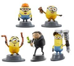 Minions Mini Figuras 5 pack