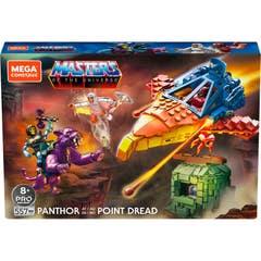Mattel Mega Construx Captura de Point Dread GPH24