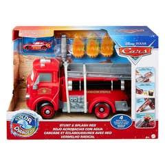 Disney Pixar Cars Color Changer Red Fire Truck