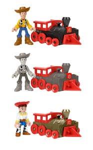 Imaginext Toy Story Tren y Figura Misteriosa