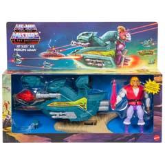 Mattel Masters of the Universe: Jet Sled y Príncipe Adam GPP30