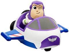 Disney Pixar Toy Story Mini Figura Buzz Lightyear y su nave espacial