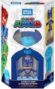 Mega Bloks PJ Masks Cuartel de Gatuno