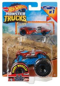 Hot Wheels Monster Trucks Twin Mill& Dcc