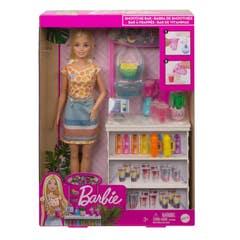 Mattel Barbie Set de Jugos Tropicales GRN75