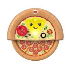 Ríe y Aprende Pizza Aprendizaje Delicioso
