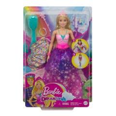 Mattel Barbie Dreamtopia Princesa 2 en 1 GTF92