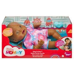 Mattel Little Mommy Bebita Recién Nacida Ropa Rosa GTK56