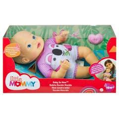 Mattel Little Mommy Bebita Recién Nacida Ropa de Koala GTK56