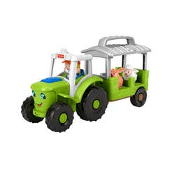 Little People Tractor Cuidado de Animales