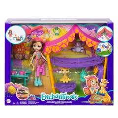Mattel Enchantimals Campamento de Safari GTM33