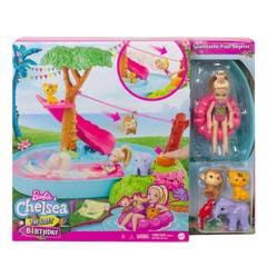 Mattel Barbie The Lost Birthday Chelsea Aventruras En El Río GTM85