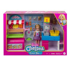 Mattel Barbie Set Chelsea Minisúper GTN67