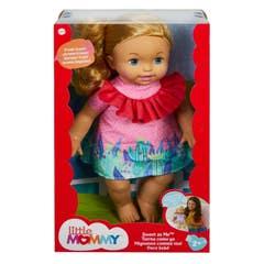 Mattel Little Mommy Bebita Tierna Como Yo Rubia GTN69