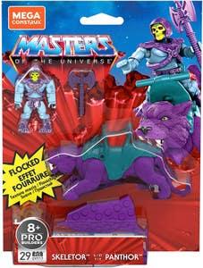 Mattel Mega Construx Masters of the Universe: Skeletor y Panthor GVY17