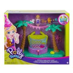 Mattel Polly Pocket Parque Temático de Mascotas GWD80