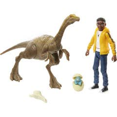Mattel Jurassic World Pack Personaje Y Dinosaurio GWM24-1