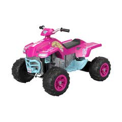 Fisher-Price Power Wheels Barbie ATV