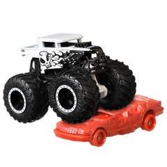 Hot Wheels Monster Trucks Boneshaker/Sudden Stop